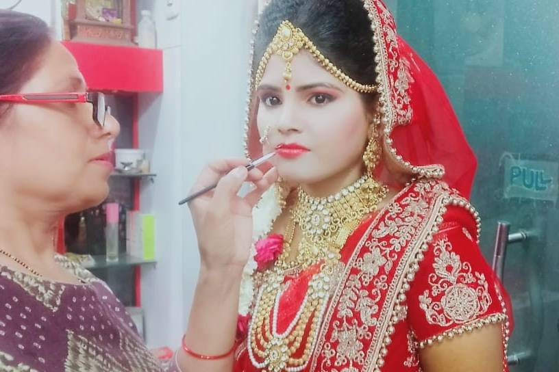 Vartika Beauty Parlour Only For Ladies