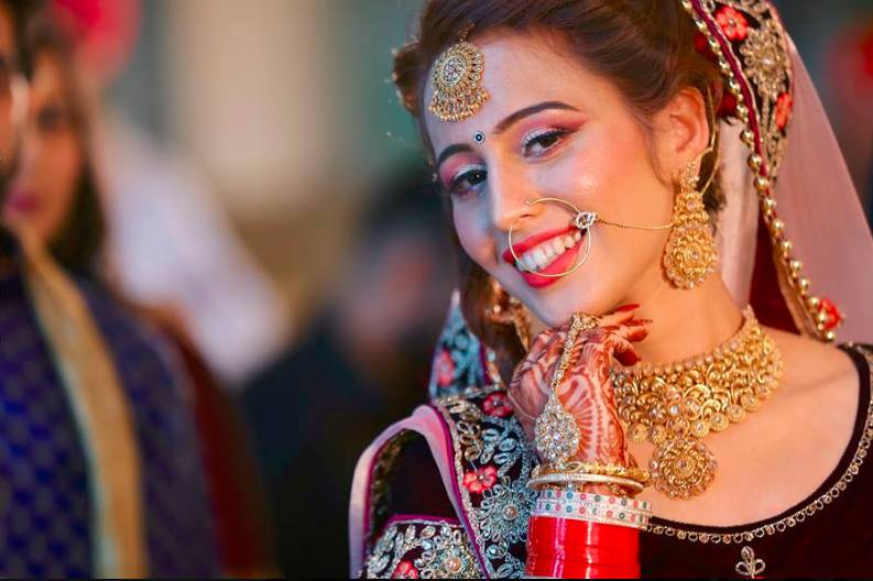 Parul Saini Makeovers