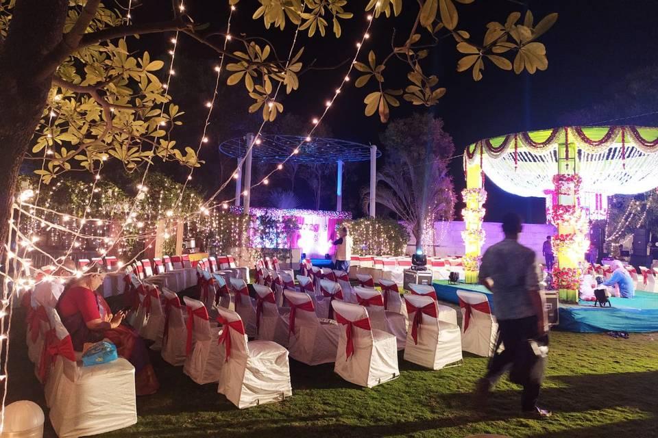 Vishal Prakruthi Resorts