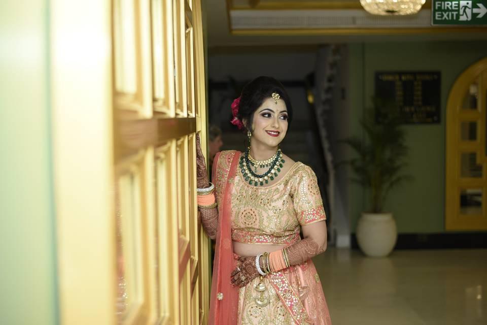 Makeup By Anshi Agarwal