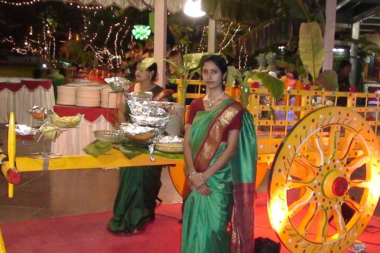 Gayathri Catering Services