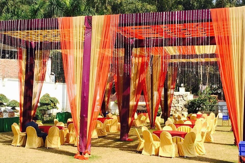Unique Resorts Banquet Hall