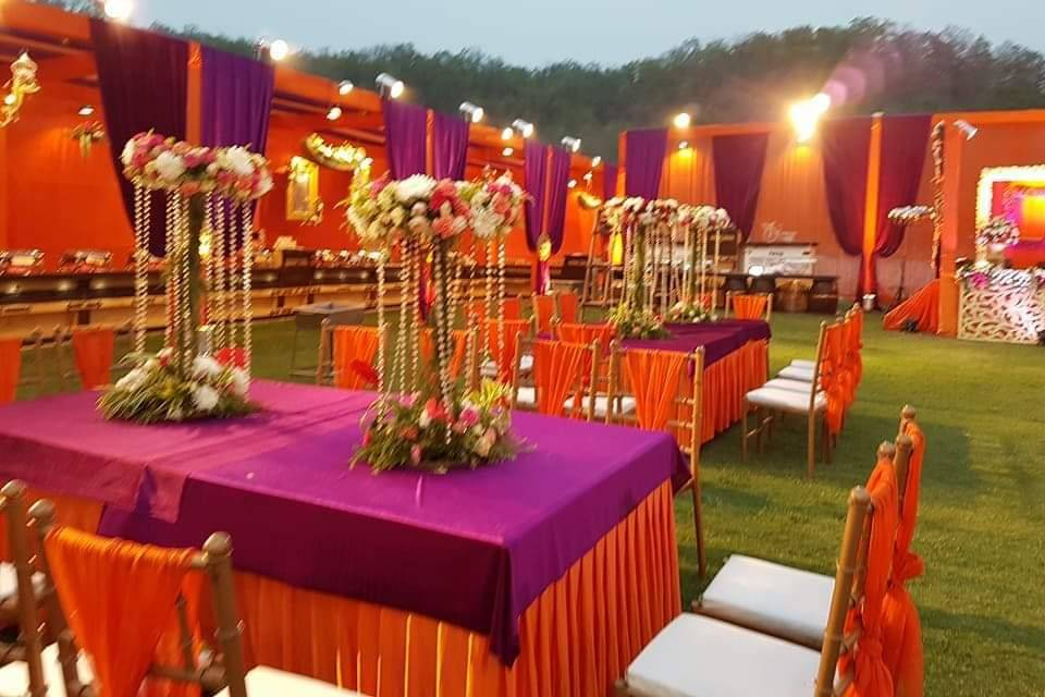 Indian Wedding Planer