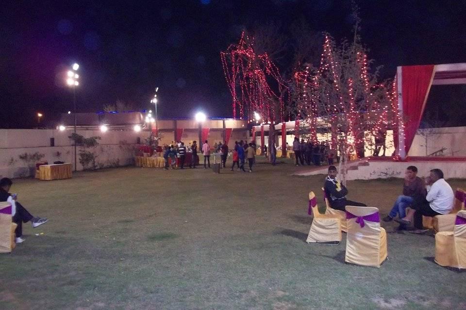 Rajshree Marriage Garden