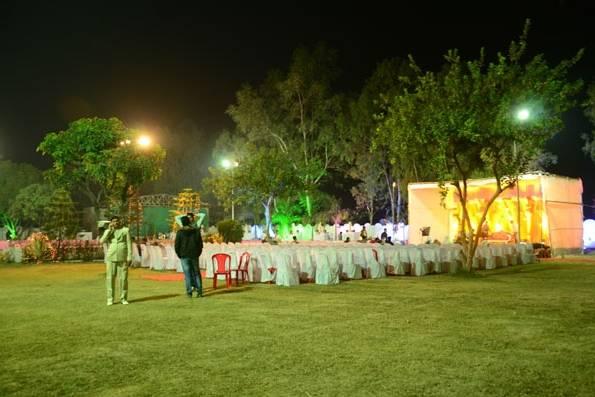 Panghat Marriage Garden
