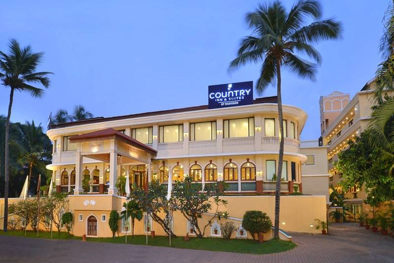 Country Inn & Suites by Radisson, Candolim