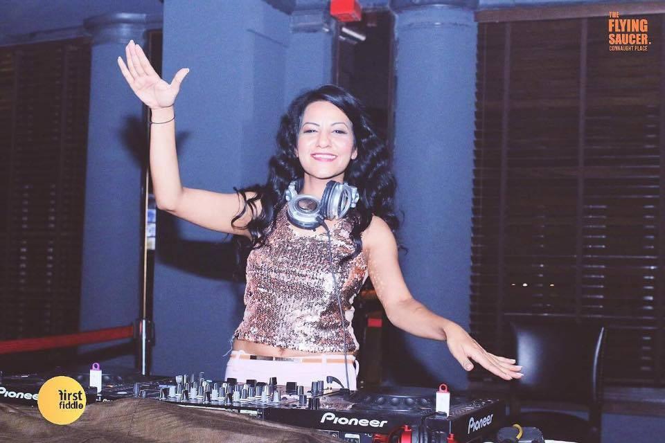 DJ Kamya, Greater Kailash 2