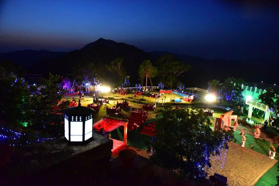 Ramshehar Fort Resort