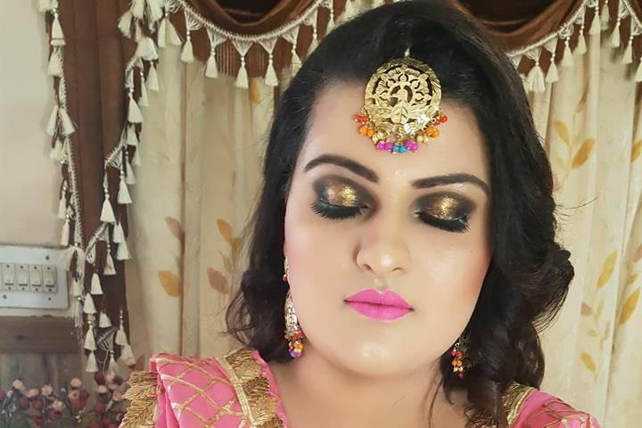 Sneha Soni Makeup Artist
