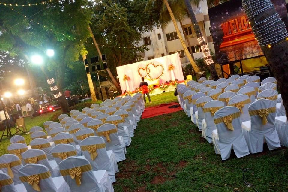 Mantra Gardens Banquet Halls