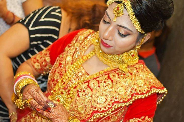 Jawed Habib Hair & Beauty Salon, Sonarpur