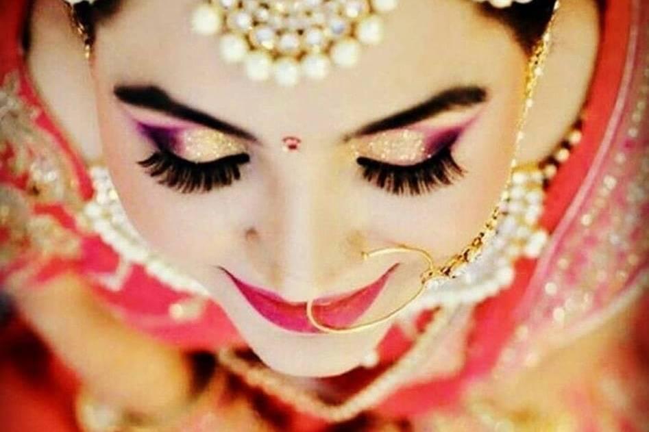 Sakshi Kashyap - The Makeup Artist