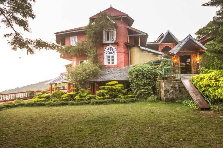 WelcomHeritage Grace Hotel Dharamshala, Himachal Pradesh