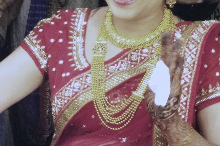 Bridal Makeup Arts