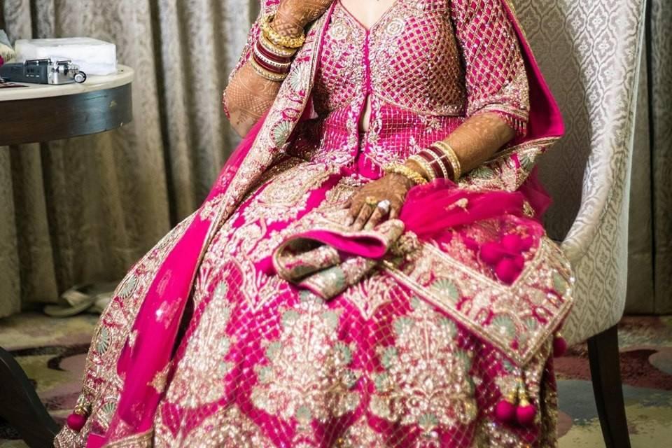 Sahima Handa Makeup Artist
