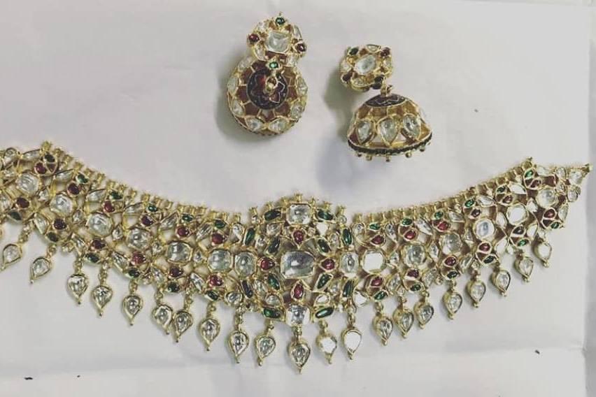 SKJ-Polki Fine & Couture Jewels