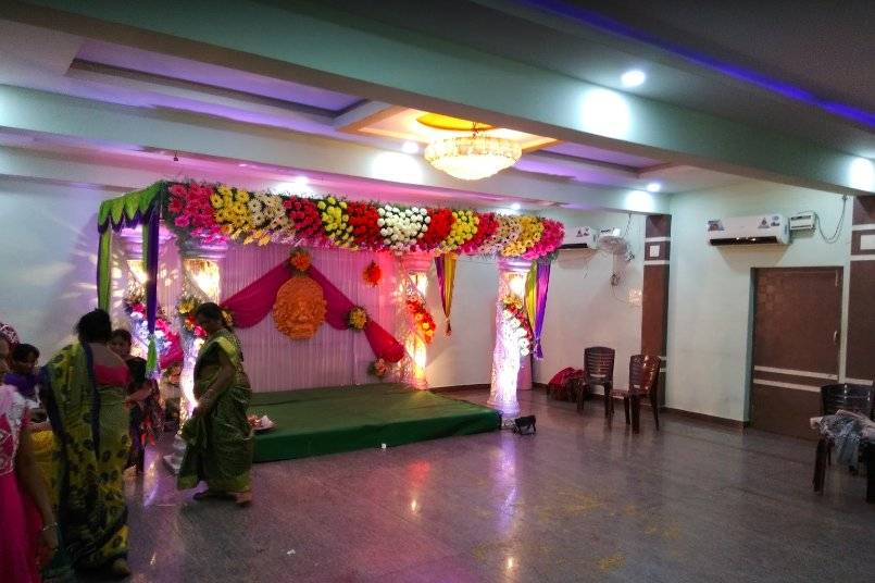 Maruthi Functionhall and Lodge