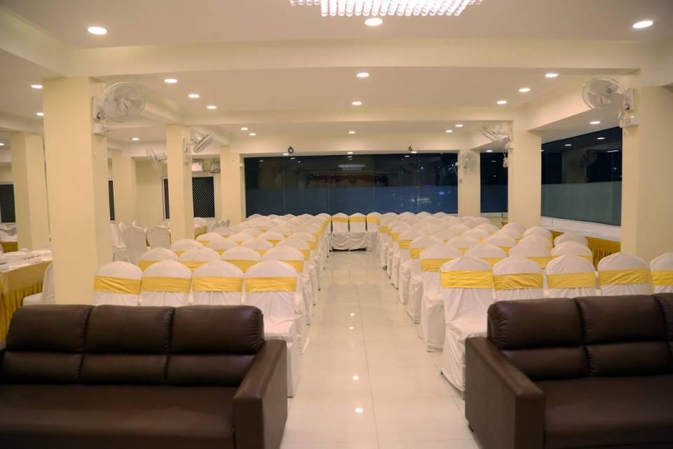 Jashanz Banquet Hall, Hyderabad City