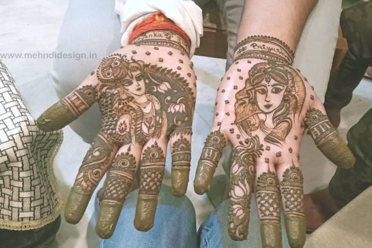 Ritu Mehndi Art, Meerut