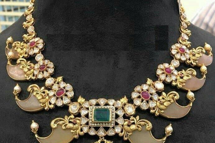 Anagha Jewellery