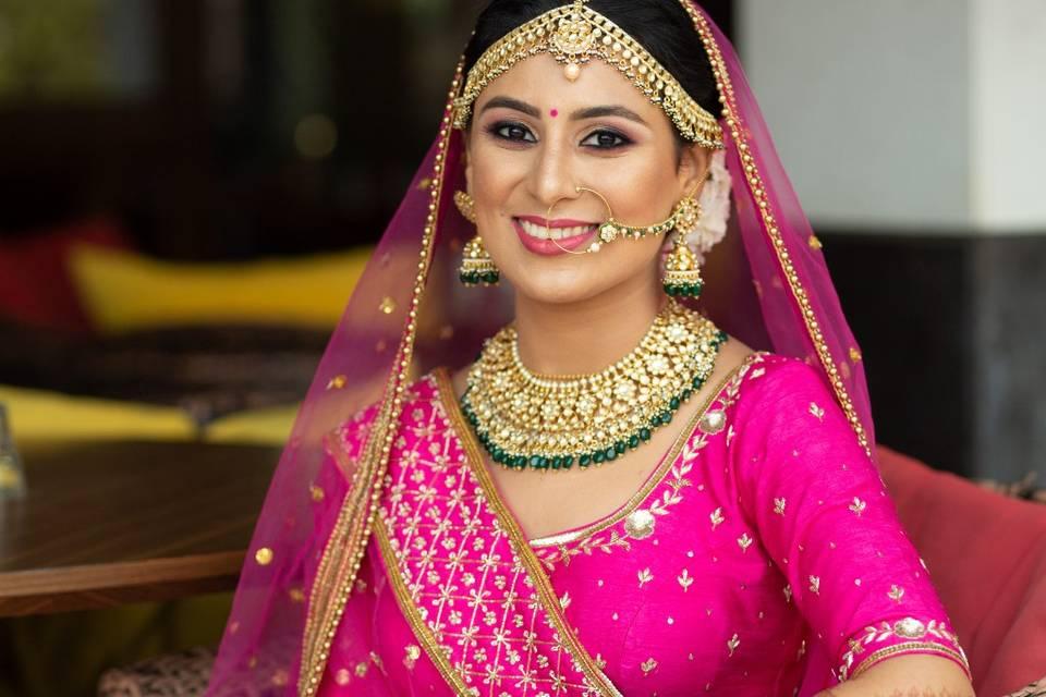 Falguni Shah Makeup