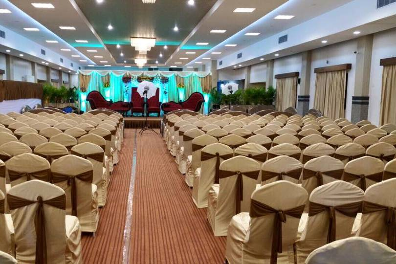 Pearl Convention, Hyderabad