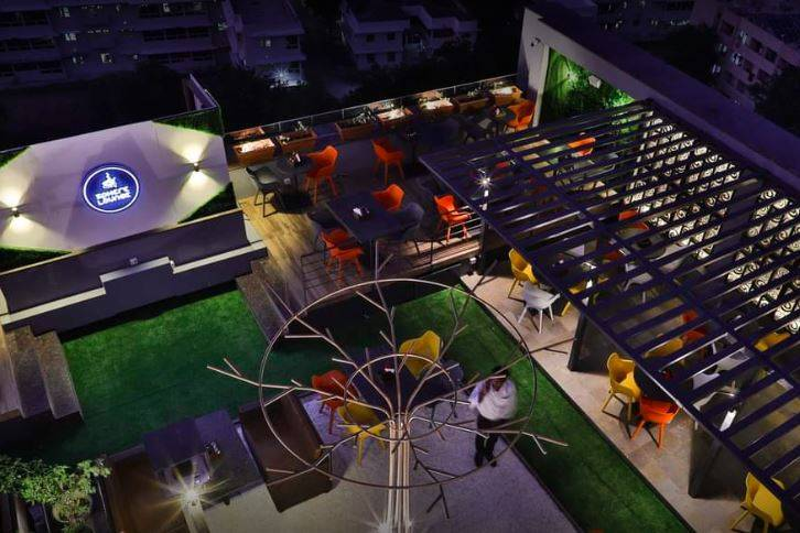 Sphere Lounge, Prahlad Nagar