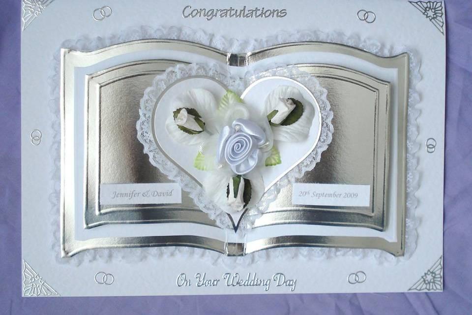 Ambika Wedding Cards, Raja Park