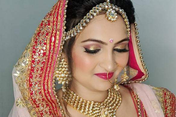 Anshu's Makeup, Bhopal