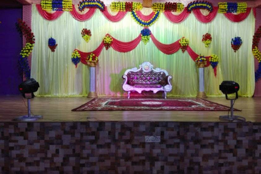 Vinayak & Party Banquet Hall, Chhapra